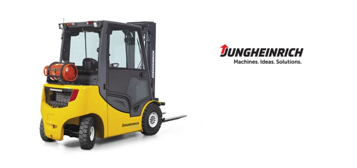 Circle Express: Jungheinrich UK Case Study.