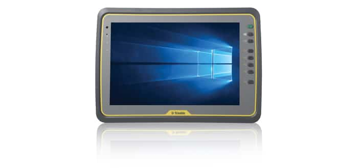 Varlink, announces the launch of the Kenai, the latest rugged tablet computer from Trimble.