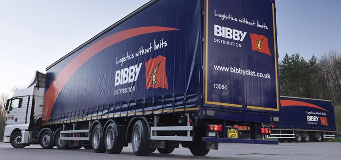 Bibby Distribution shortlisted for FTA Leadership in Low Carbon Award.