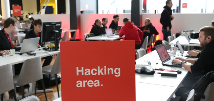 Hacking area