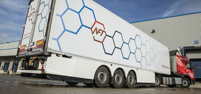 Schmitz Cargobull Reefers prove they are there for the for the long haul with NFT Distribution.