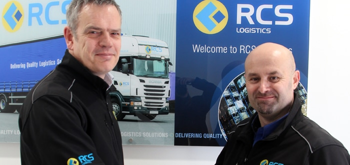 RCS Logistics Training Scheme Sees First Driver Qualify.
