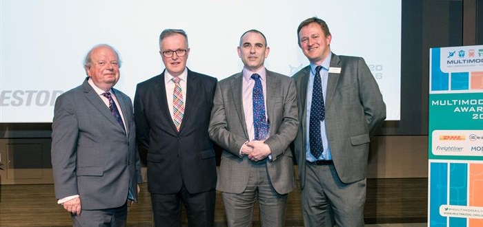 Bibby Distribution wins FTA Leadership In Carbon Reduction Award.