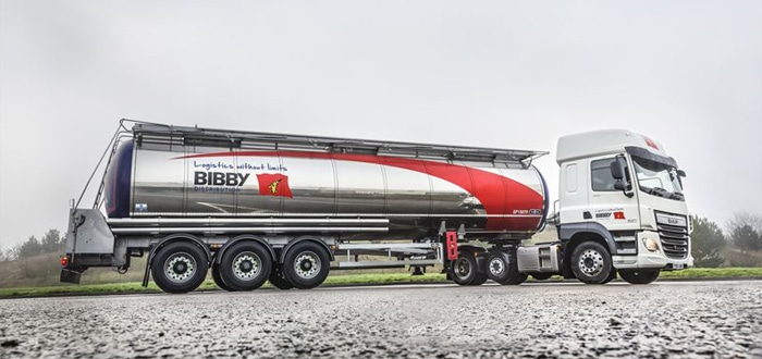 Bibby distribution pumped to Wins Tanker operator of the year Award.