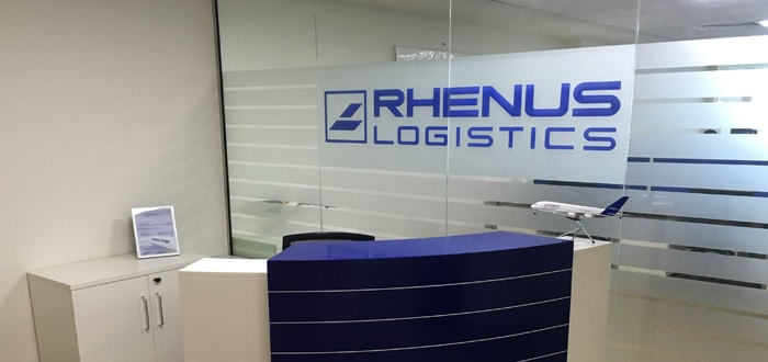 Rhenus introduces pharmaceutical Logistics at the opening of its Logistics centre in the south of Frankfurt.
