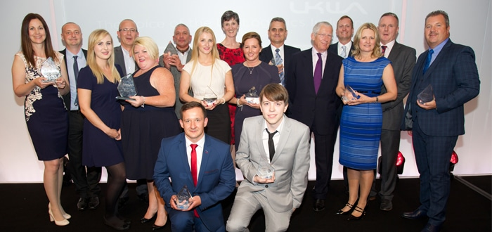3PL excellence rewarded at UKWA Awards.