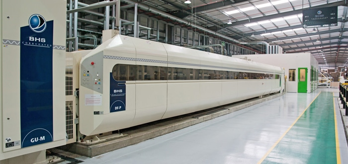 Board24 invests £11.1 million and further improves its production efficiencies.