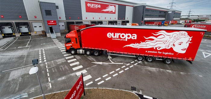 Image of Europa Truck