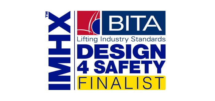 BITA selects Jungheinrich as a 2016 Design4Safety award nominee.