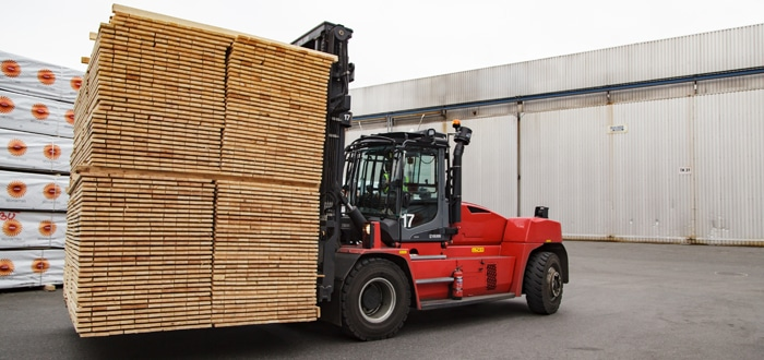 Kalmar to deliver nine forklifts to support Stora Enso's European sawmill operations.