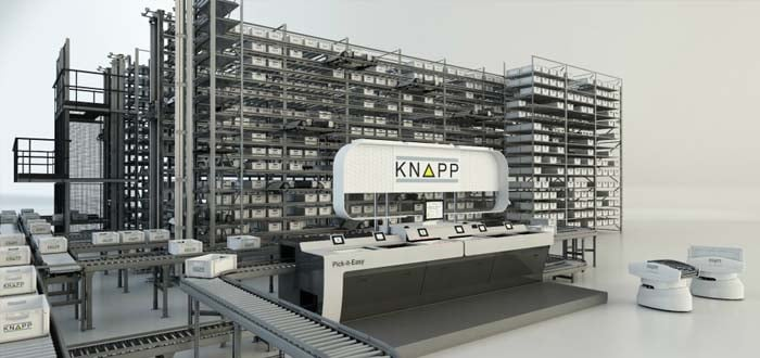 Success for KNAPP at IMHX.