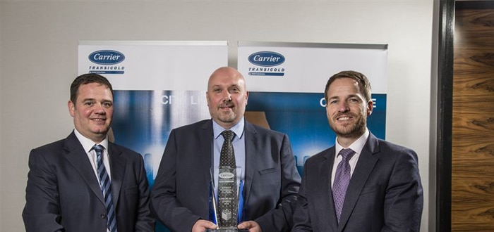 "Carrier Transicold Eastern Achieves Highest Score Ever in 2016 ""Carrier Safe"" Awards."