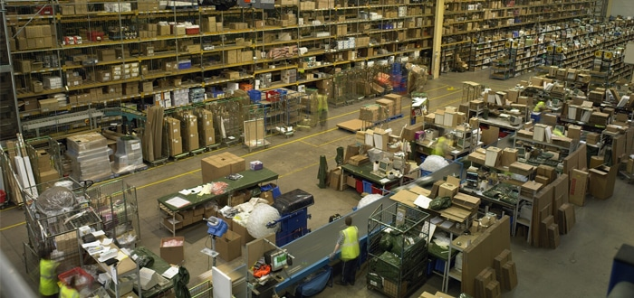 Setting a new standard for warehouse manager.