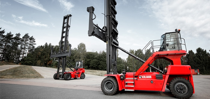 Kalmar's new range of empty container handlers promises better performance, greater reliability and lower running costs for customers.