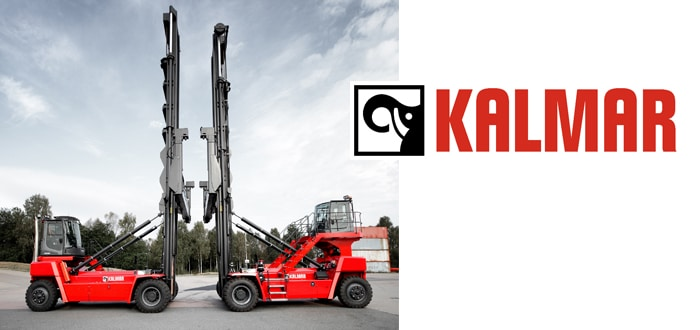 Kalmar receives first order for newly launched range of empty container handlers.