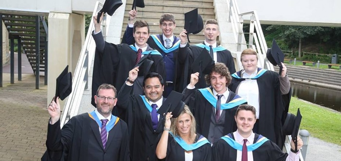 The first NOVUS Logistics & Supply Chain Graduates from the University of Huddersfield are now starting their new jobs with leading companies – and they are already inspiring others.