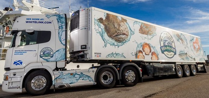 New Carrier Transicold Vector™ 1550 is the Catch of the Day