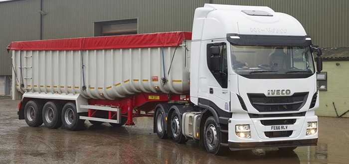 Image of IVECO Truck