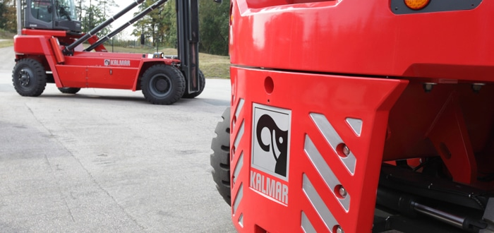 Kalmar to supply new generation empty container handlers to DP World Jebel Ali Port.