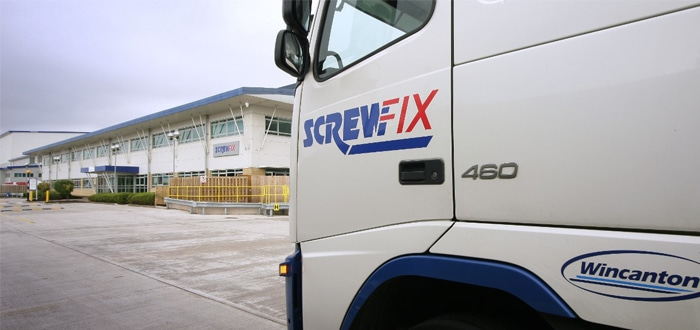 Wincanton and Screwfix anticipate continued growth with New-Build Distribution centre.