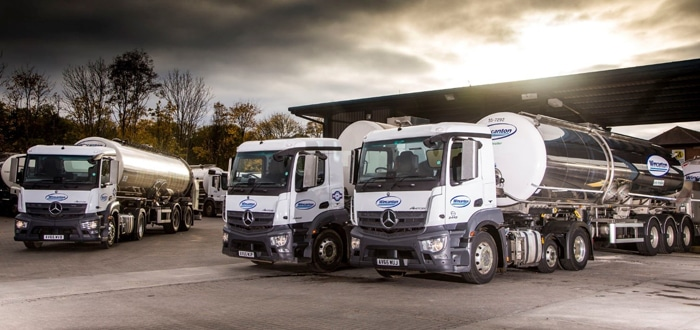Wincanton Invests in Vehicle Expansion to Support Growth.