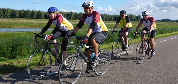 Spaces Filling Fast For Transaid's Fifth European Cycling Challenge.