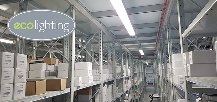 Warehouse operators urged to consider the whole-life costs of lighting systems.