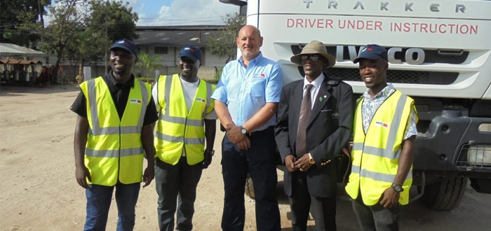 Bibby Distribution Transforms Driver Training In Tanzania With Transaid.