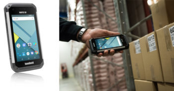 Handheld Launches the NAUTIZ X9 Outdoor-Rugged Android PDA.