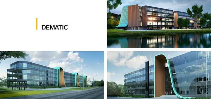 Dematic opens new state-of-the-art offices in Lithuania.