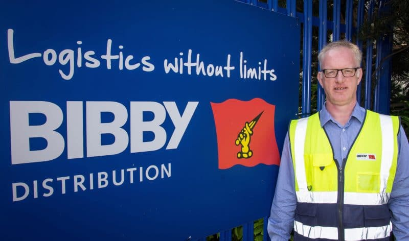 RoSPA Recognises Bibby Distribution's Outstanding Safety Record For Second Year Running.
