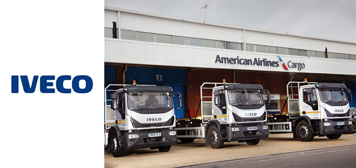 "IVECO's Eurocargo Is A ""Runway"" Success For Worldwide Flight Services."