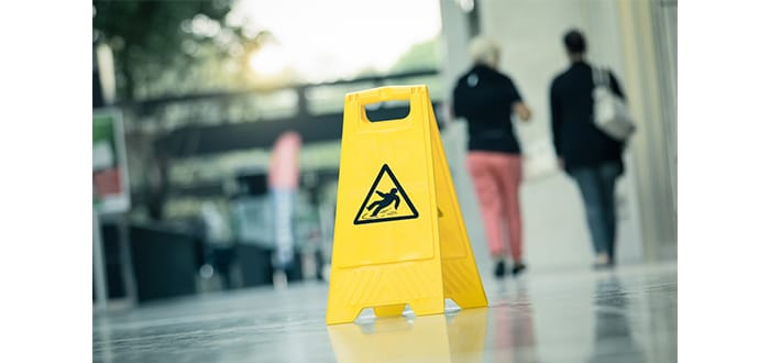 Extreme Cleaning Specialist Steps In To Tackle £0.5billion Slips And Trips Bill.