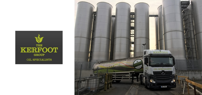 The Kerfoot Group Implements Paragon To Achieve Improved Customer Service And Transport Savings.