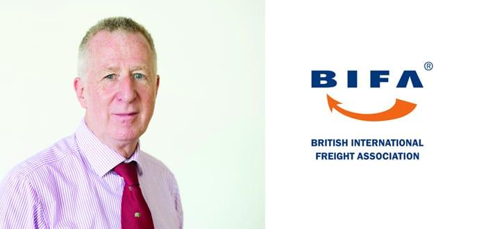 Image of Robert Keen and Bifa Logo