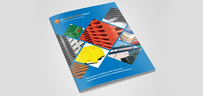 New Brochure Demonstrates Continued Growth For Goplasticpallets.com.
