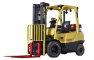 Stage V Engines For Hyster® Fortens® Lift Trucks.