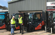 ATEX Safety For LANXESS Urethanes' Lift Truck Fleet.