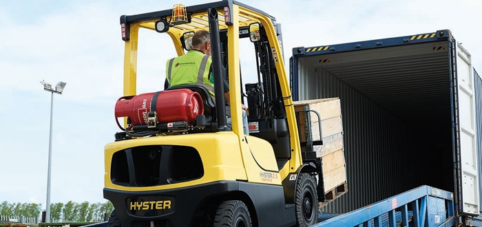 Image of Hyster Truck