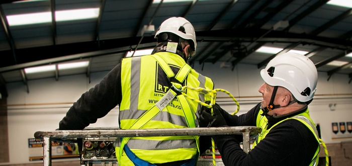 New 'MEWP' Operator Training Course For Safe Working At Height.
