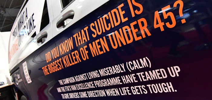 Van Excellence Launches Calm Solution For Poor Driver Mental Health.