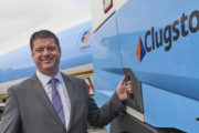 Clugston Distribution Hits Fuel Distribution Landmark.