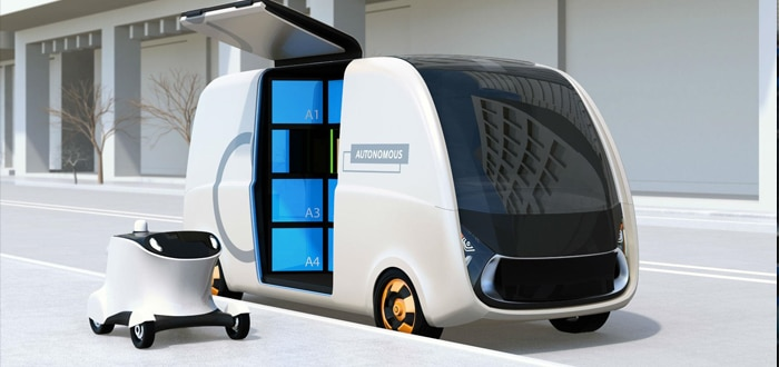 The future of delivery