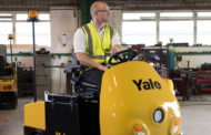 Tailored Solutions For Customers: This Is The Yale Answer To The Ceramic Industry's Logistics Needs.