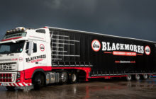 Blackmores Machinery Haulage Turns To Andover Trailers For Heavy-Duty Forklift Carrier.