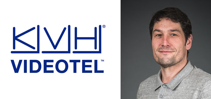 KVH Videotel Announces Promotion Of Raal Harris To Managing Director.