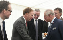 "Major Brands Sign ""Waste to Wealth"" Commitment At Summit Attended By HRH The Prince of Wales."