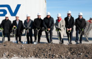 DSV Canada Breaks Ground On New 1.1 Million Square Foot Facility In Milton, Ontario.