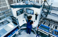 Pankl Benefits From Smart Production Solution From KNAPP.