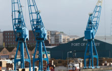 Port Of Cardiff Invests £400k To Create Additional Quayside Storage For Customers.